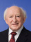 Photo of Michael D Higgins